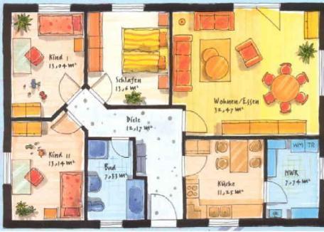 hausbaufirma berlin. Black Bedroom Furniture Sets. Home Design Ideas